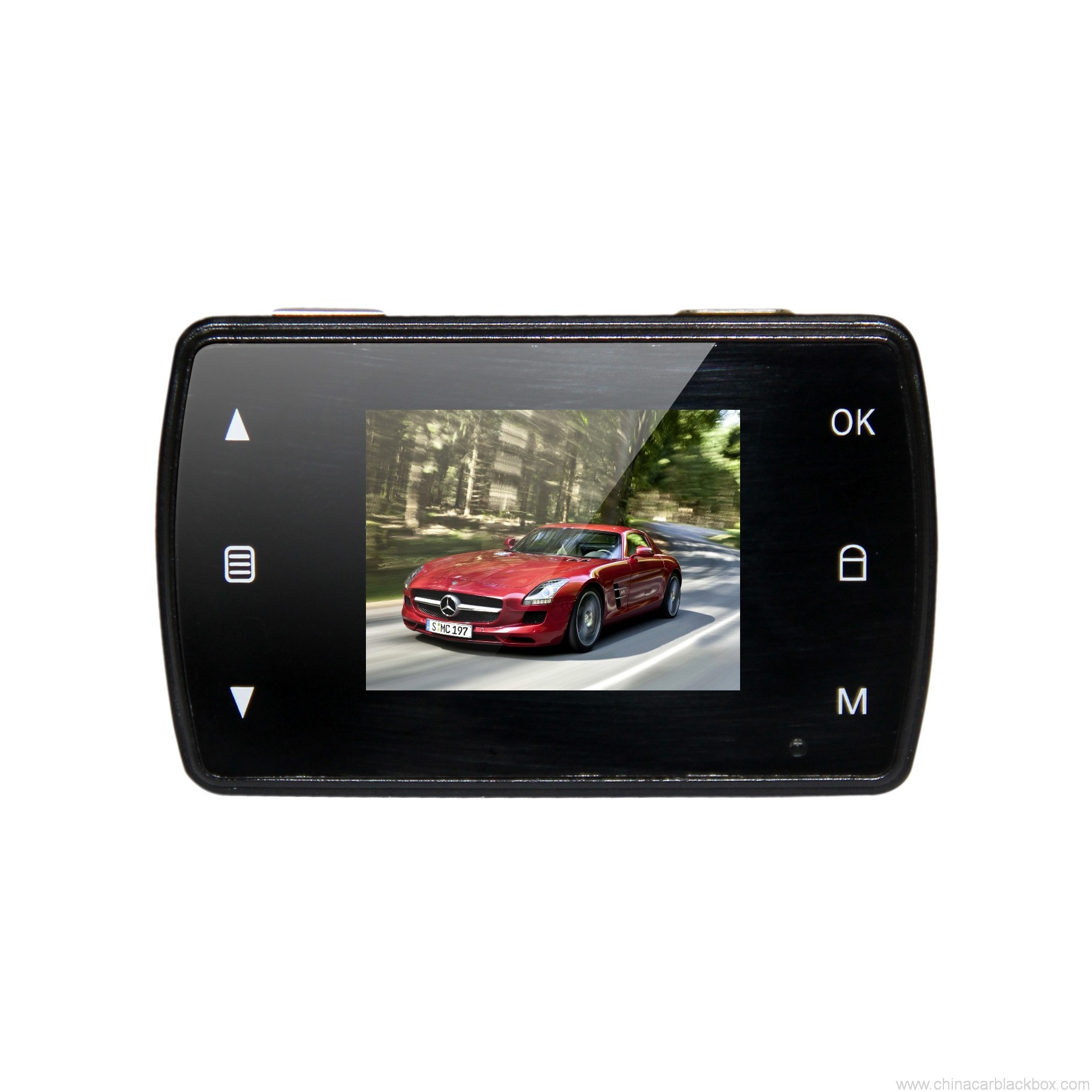 1080p vehicle blackbox dvr