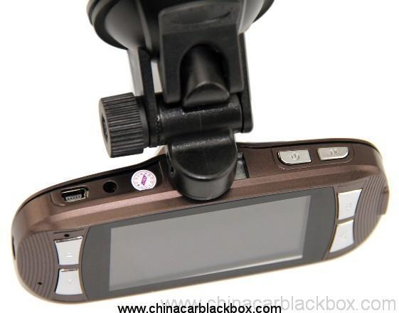 140 degree ultra wide angle lens Car Black Box