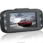 2.7 inch TFT 1080p Car Black box with GPS