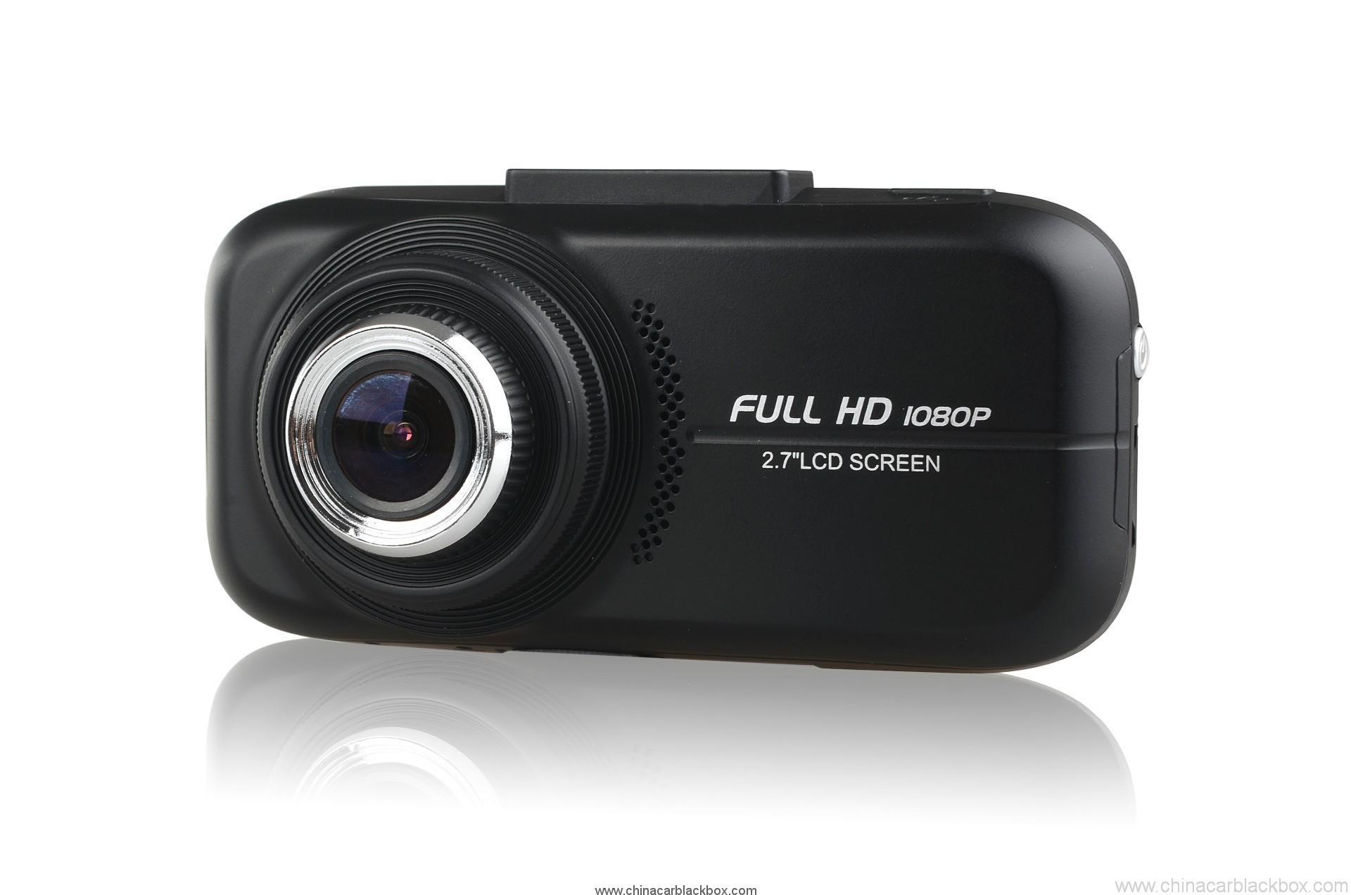 2.7 inch TFT 1080p Car Black box with GPS 3