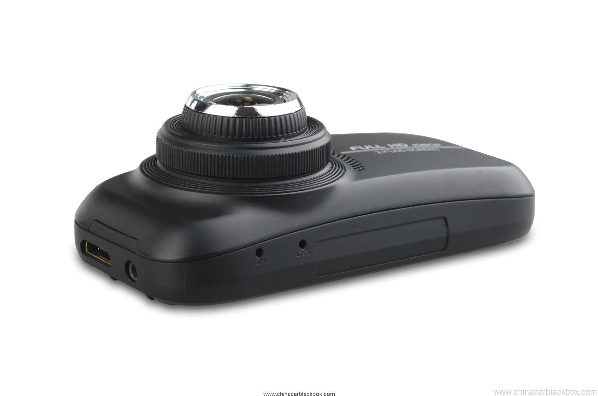 2.7 inch TFT 1080p Car Black box with GPS 5
