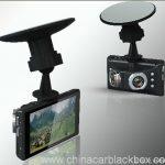 Dual lens hd car black box