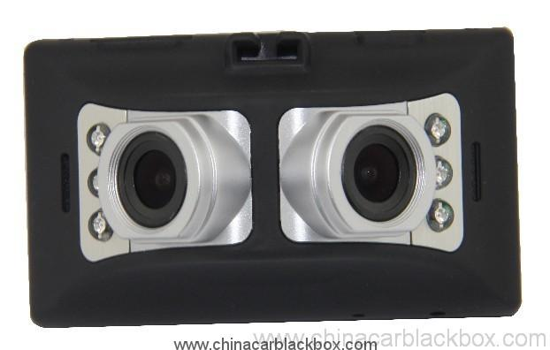 Dual lens hd car black box 3