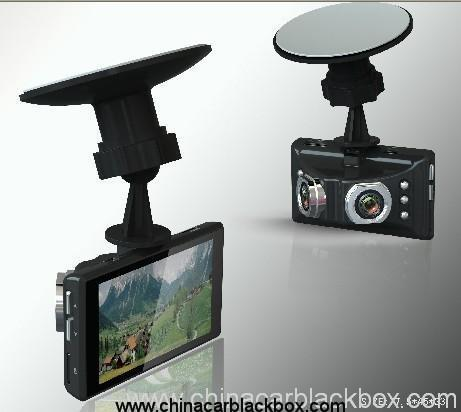 Dual lens hd car black box