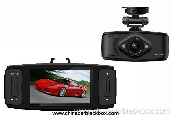 Full HD 1080p Car Black Box with HDMI