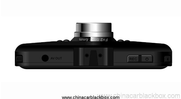 Full HD 1080P Wide angle car dvr with hdmi out 2