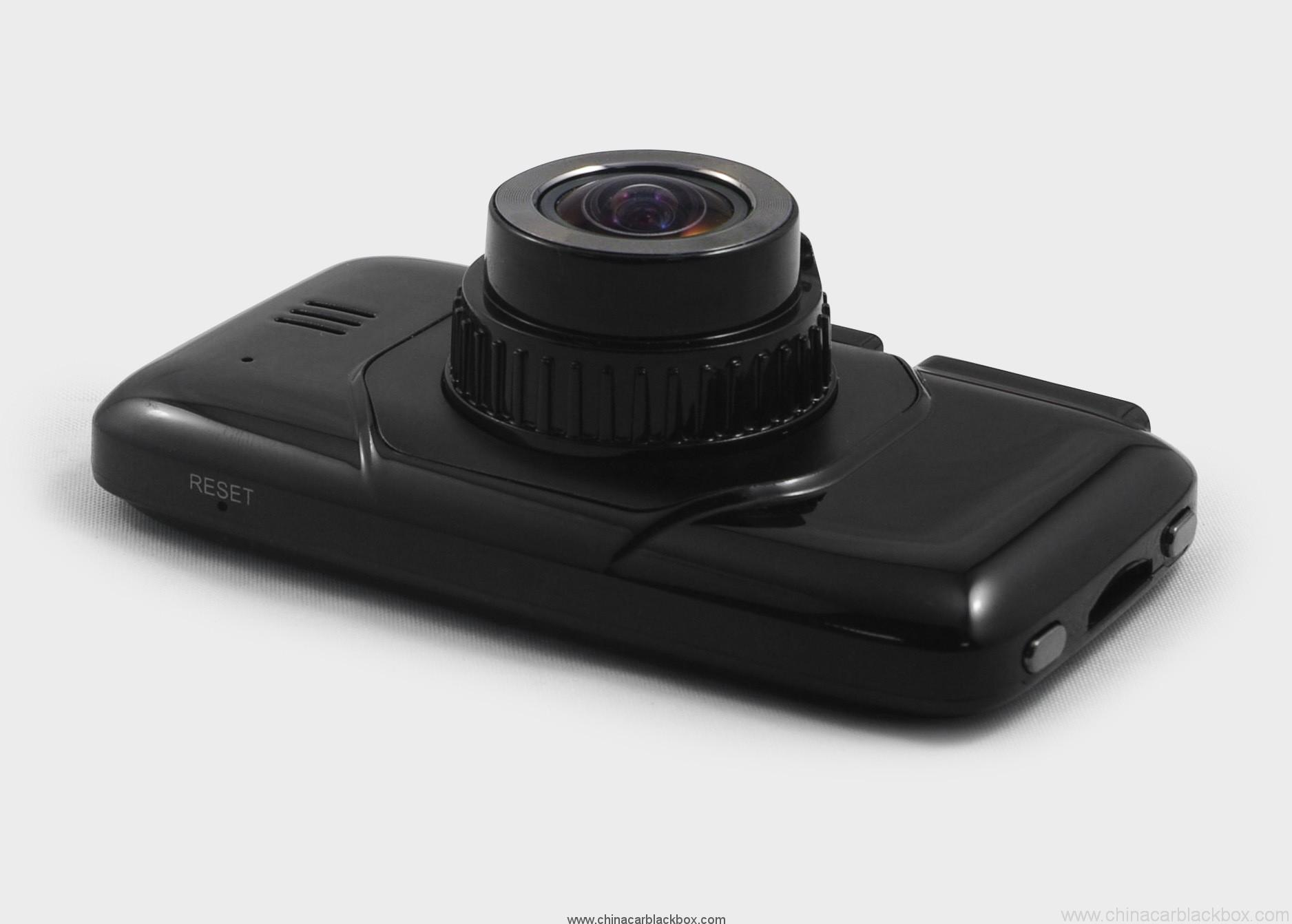 HD 1080P 170 degree Viewing Angle Car DVR with Built-in G-sensor 2
