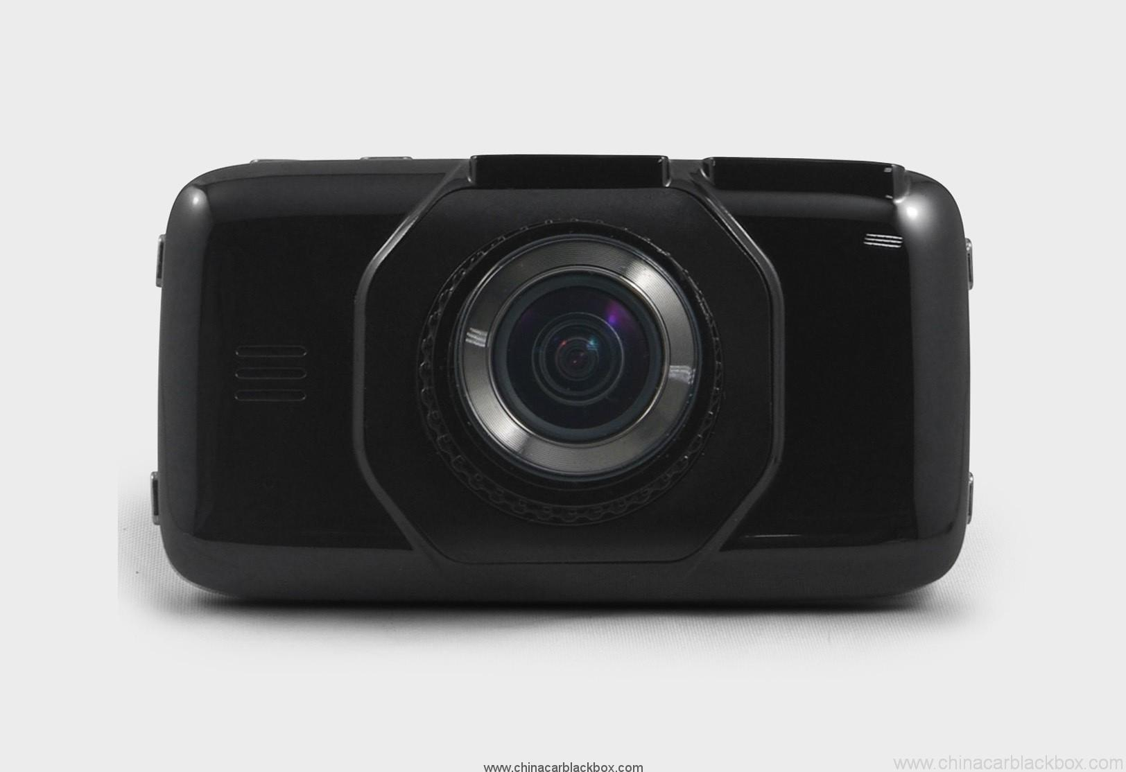 HD 1080P 170 degree Viewing Angle Car DVR with Built-in G-sensor 3