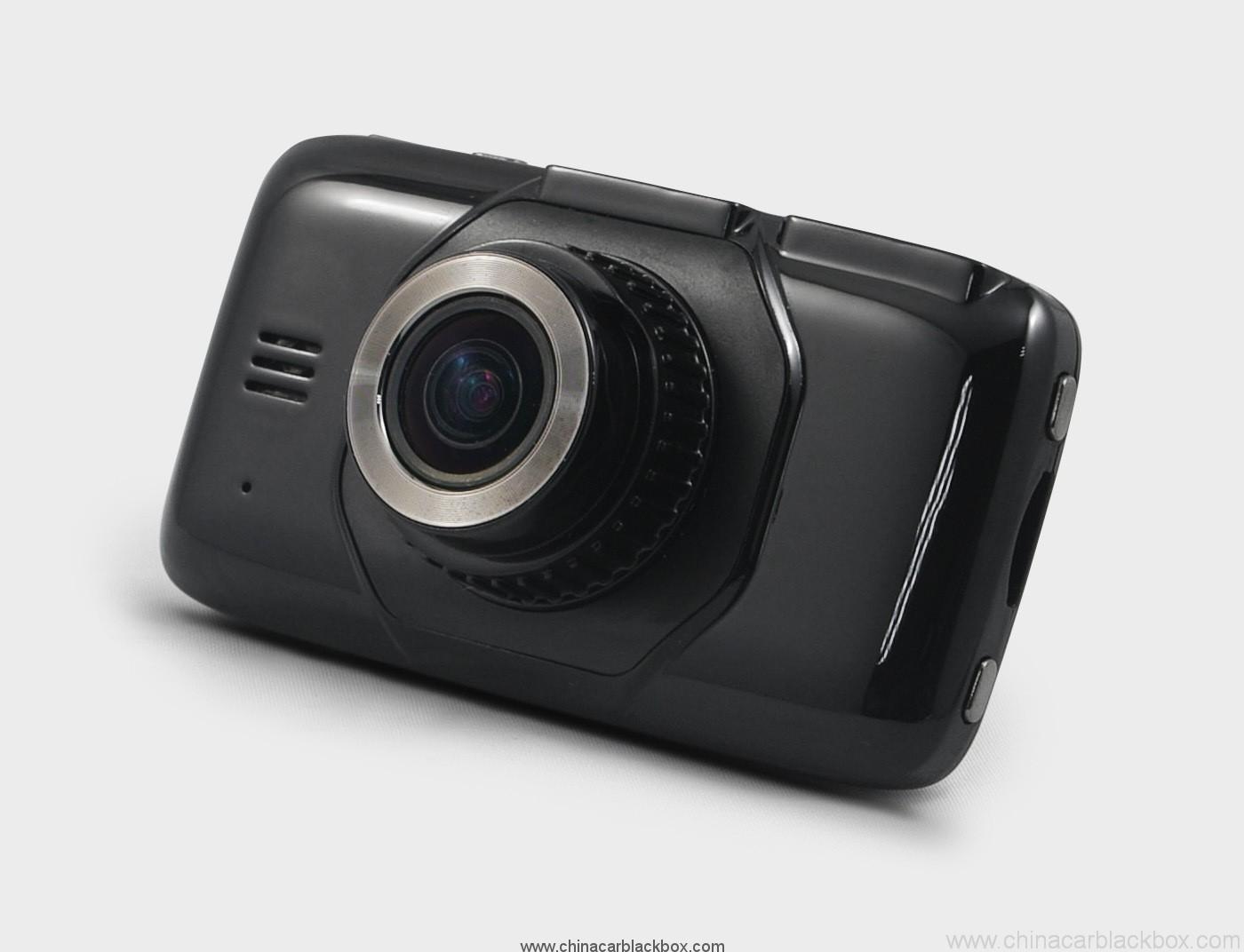 HD 1080P 170 degree Viewing Angle Car DVR with Built-in G-sensor 4