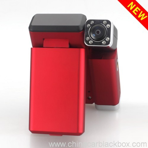1080p dual camera night vision traffic recorder 2