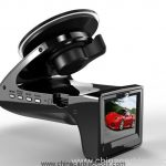 2.0 inch Rotatable TFT Car DVR with G-sensor 3