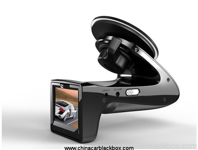 2.0 inch Rotatable TFT Car DVR with G-sensor