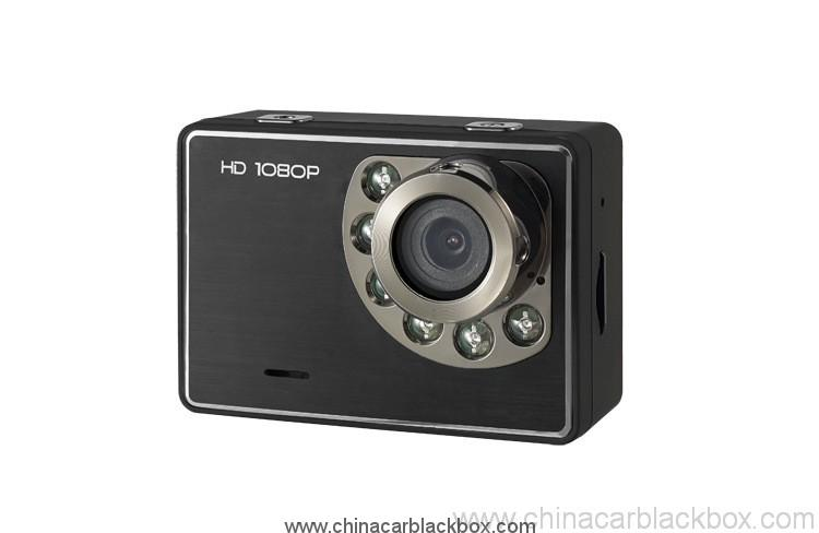 Waterproof g-sensor 1080p dvr for outdoor sports 3