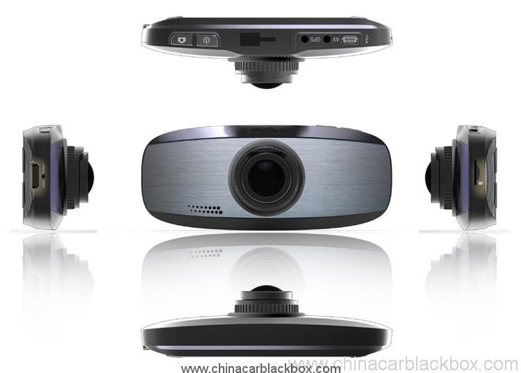 HD video recording Infrared night vision Car recorder 4