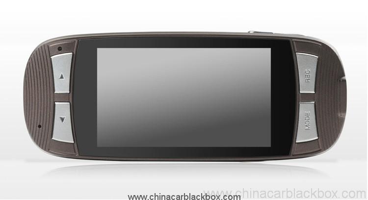 HD video recording Infrared night vision Car recorder 5