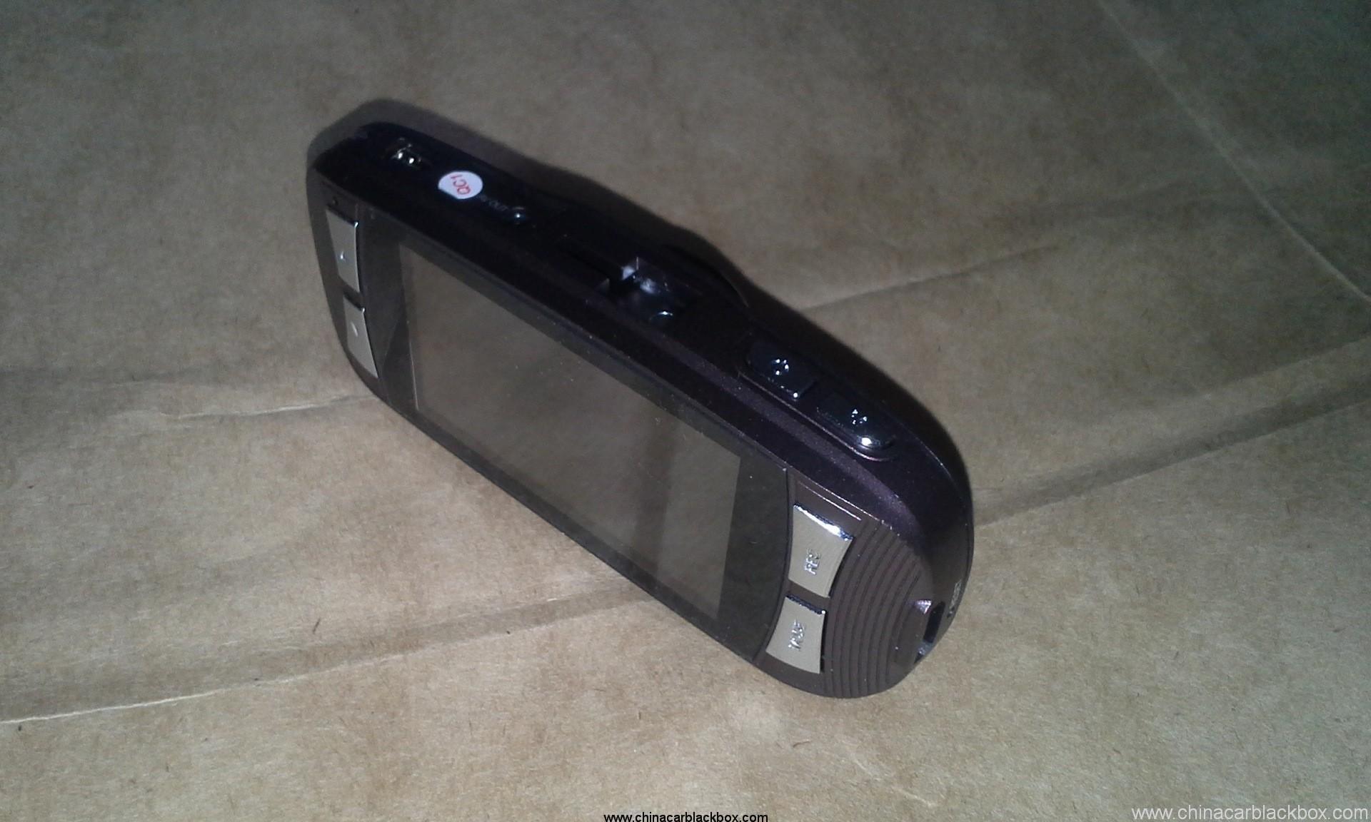 HD video recording Infrared night vision Car recorder 6