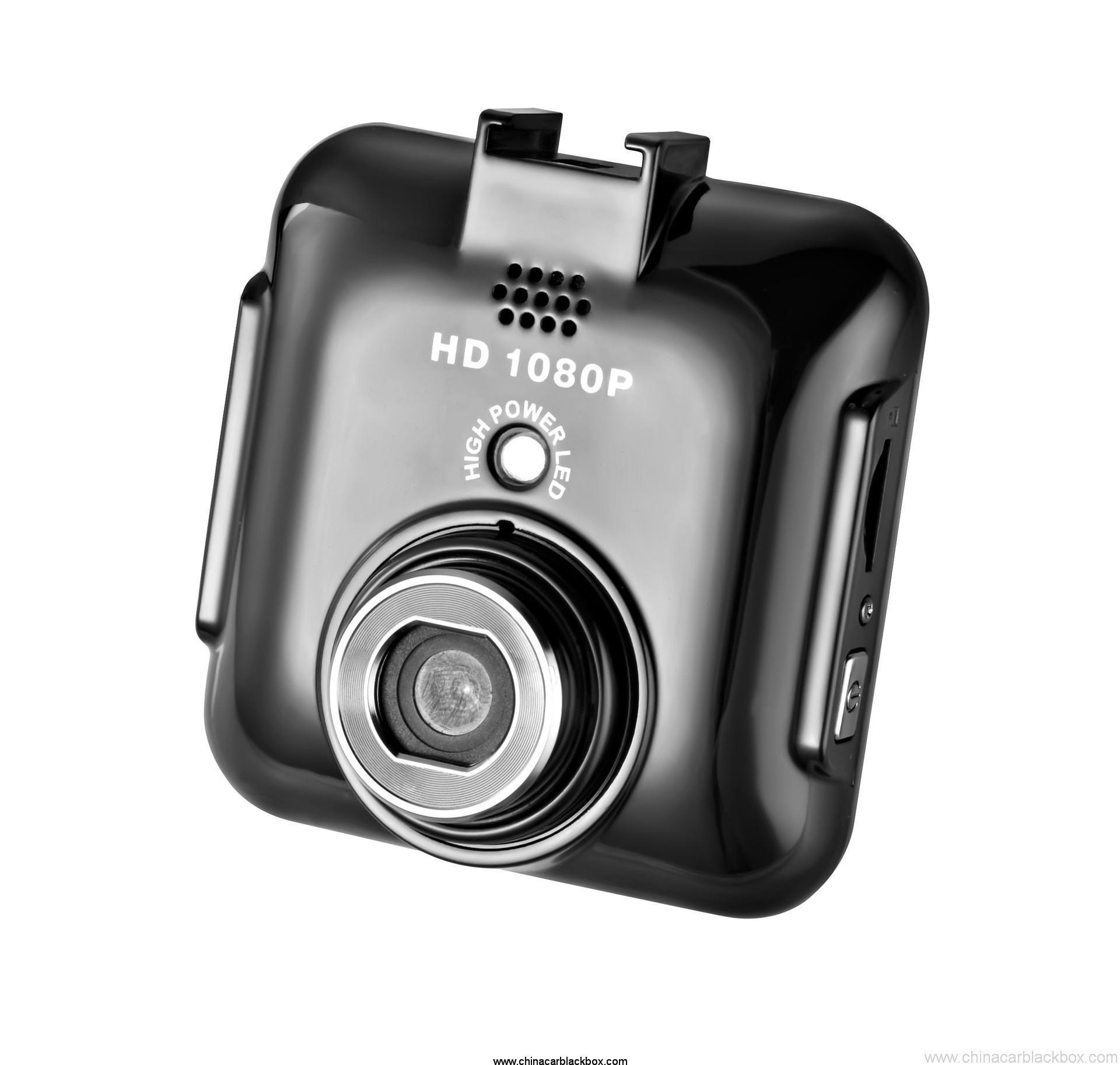mini 1080p car dvr g-sensor recorder
