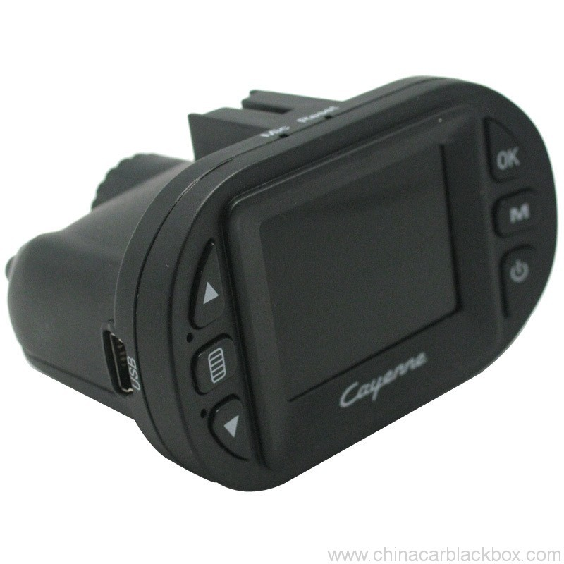 Mini HD video recording car dvr 2