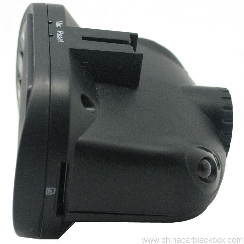 Mini HD video recording car dvr 5