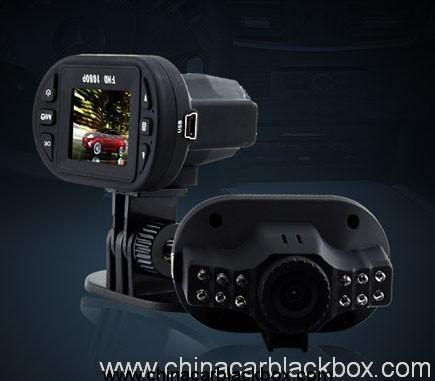 1080p LED Night vision Car recorder