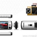 Built-in microphone/loudspeaker HD 1080P car  camera 2