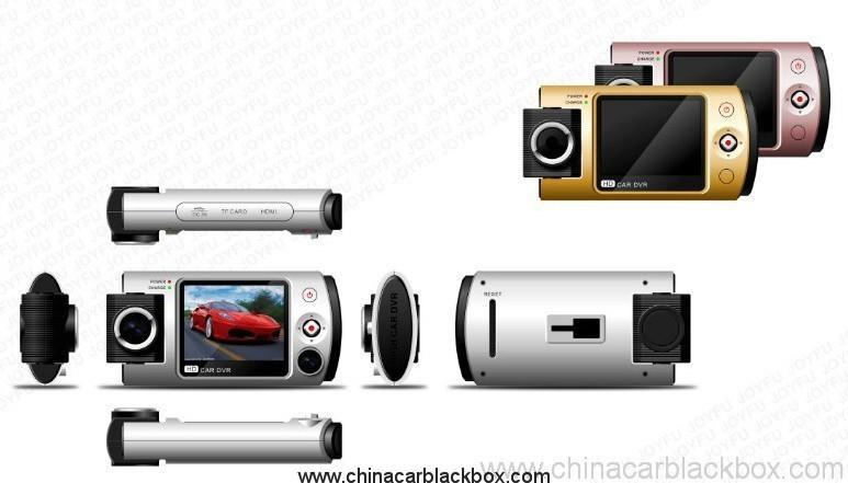 Built-in microphone/loudspeaker HD 1080P car  camera 2