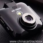 Touch screen 1080p Car DVR recorder