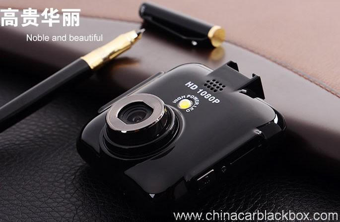 Touch screen 1080p Car DVR recorder 5