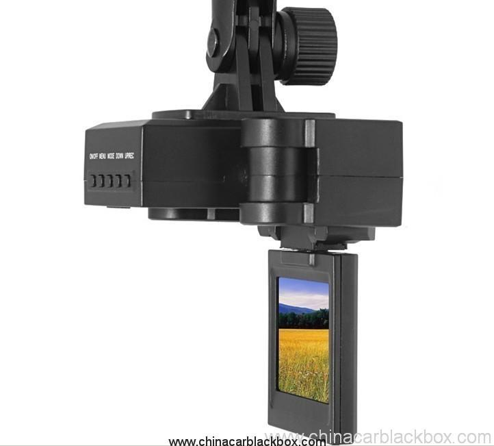 dual camera ultra-high definition wide-angle lens Car recorder 2