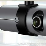 Dual camera with GPS module G-sensor Car DVR 3