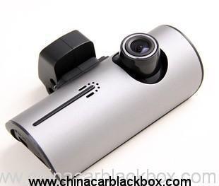 Dual camera with GPS module G-sensor Car DVR