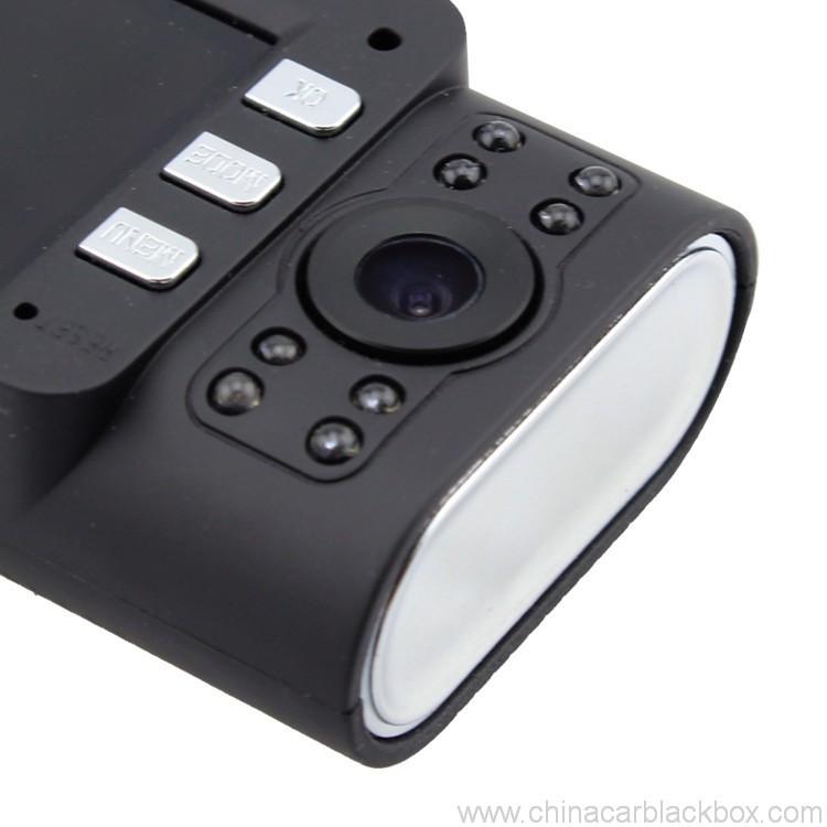 Dual Camera/Seamless video/G-sensor car DVR 3