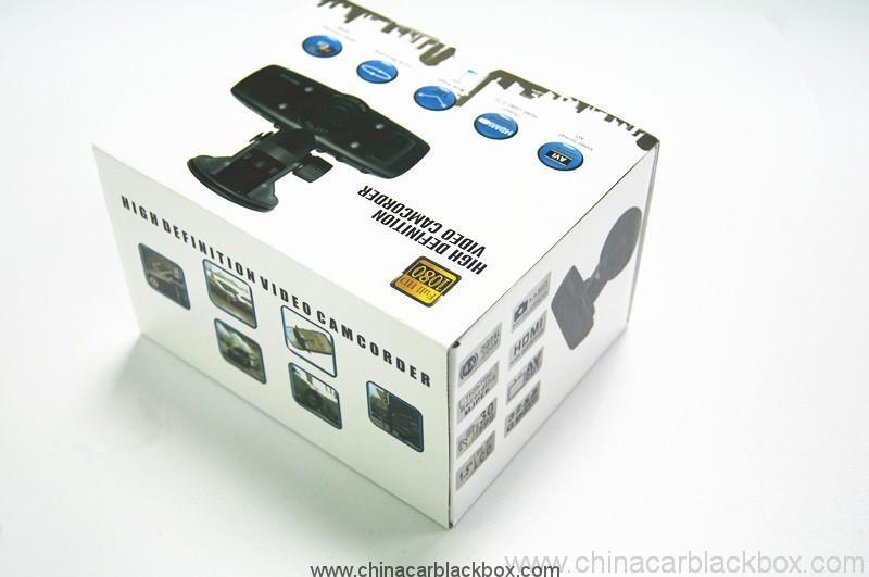 Full HD 1080P Car DVR Box 4