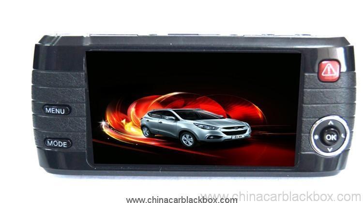 Full hd car dvr G-sensor vehicle car camera 3