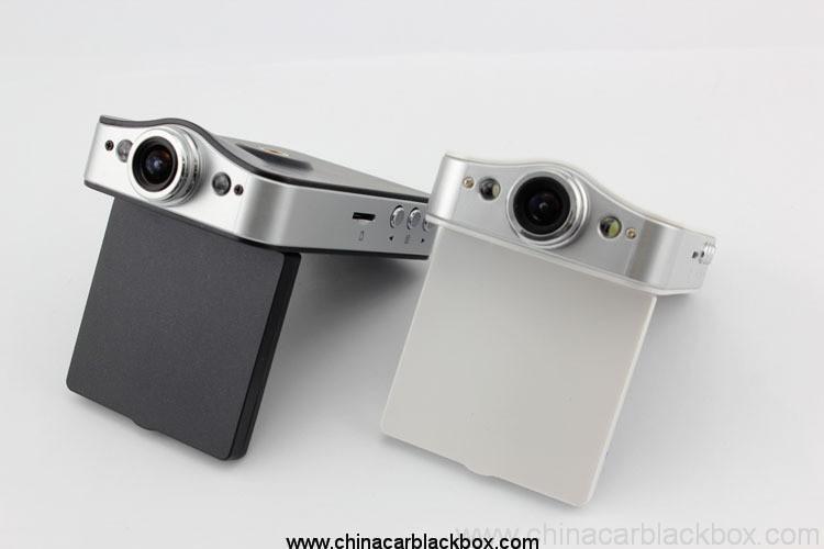 HD 720P Dual Camera Car DVR with GPS