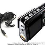 Two Channels HD Car Black Box with AV in