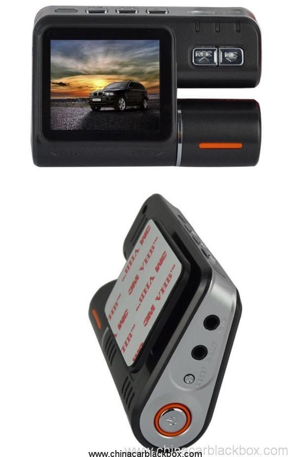 Two Channels HD Car Black Box with AV in 2