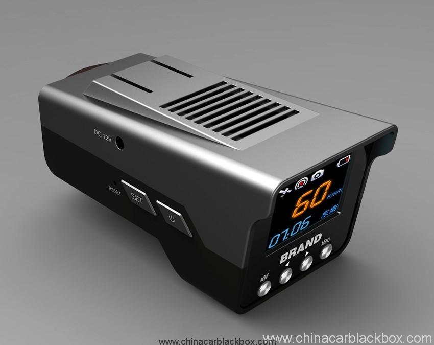 1080P full hd GPS G-sensor car dvr 4