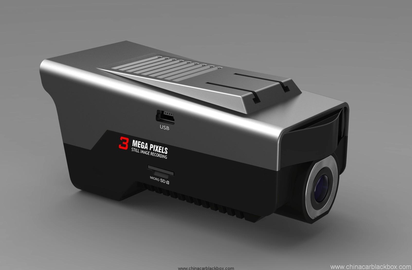 1080P full hd GPS G-sensor car dvr 5
