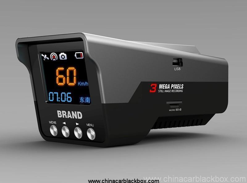 1080P full hd GPS G-sensor car dvr