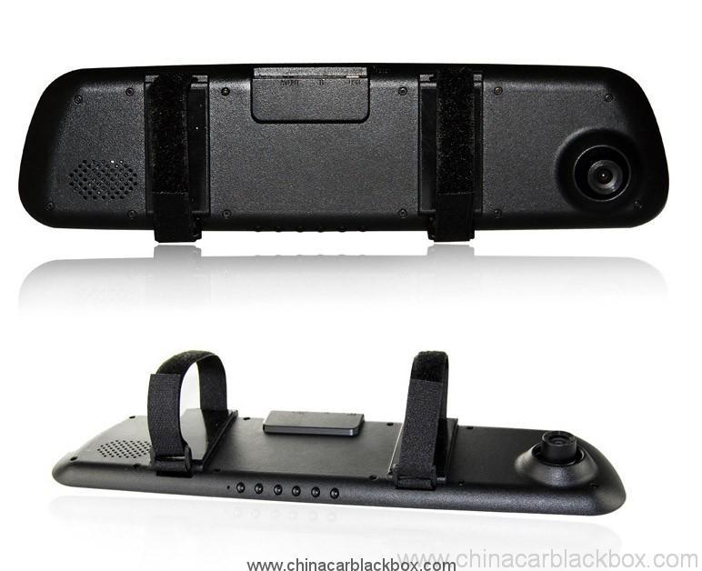 car rearview mirror camera dvr Recorder HD Car DVR w/Motion Detection 2