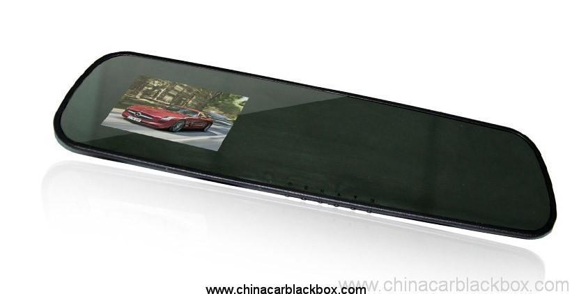 car rearview mirror camera dvr Recorder HD Car DVR w/Motion Detection