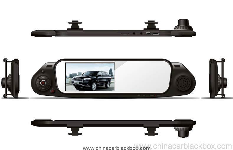 car rearview mirror camera recorder dvr rear view camera with g sensor hengye dvr factory store. Black Bedroom Furniture Sets. Home Design Ideas