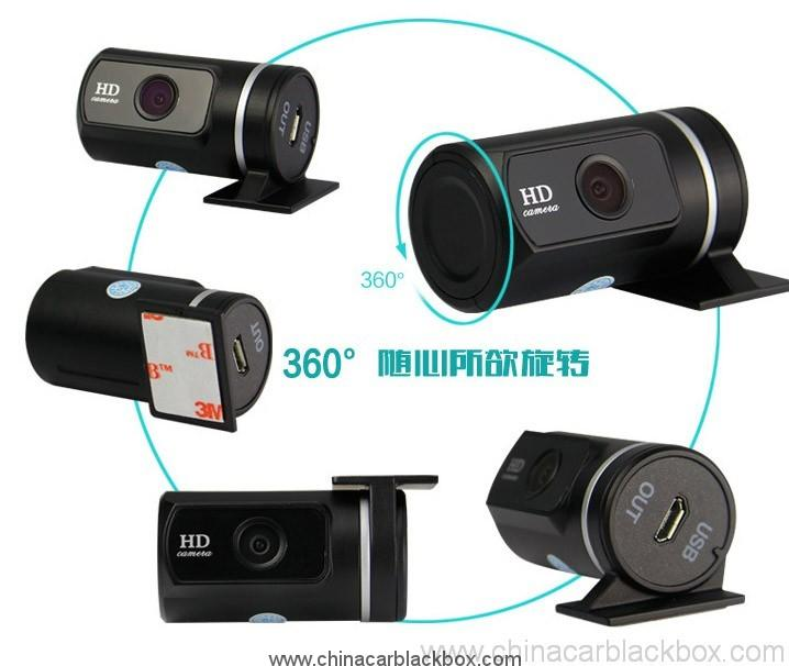 1080p rearview mirror Car DVR/ Car Camera/ Car Black Box 4