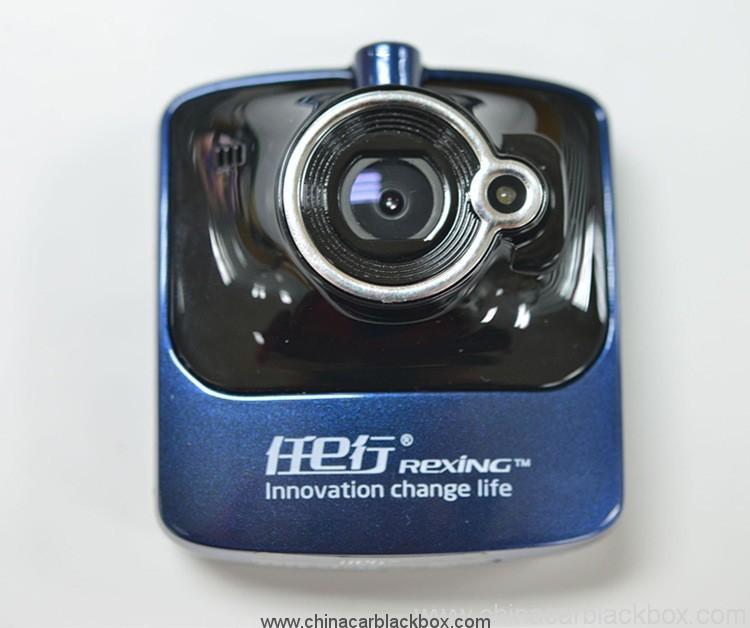 1080P HD 2.4 inch LCD Car DVR In Dashboard G-Sensor 3