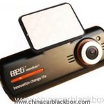 160 Wide-Angle Cycle Recorder 1080HD Night Vision Video Recorder Double Lens car video camera recorder gps