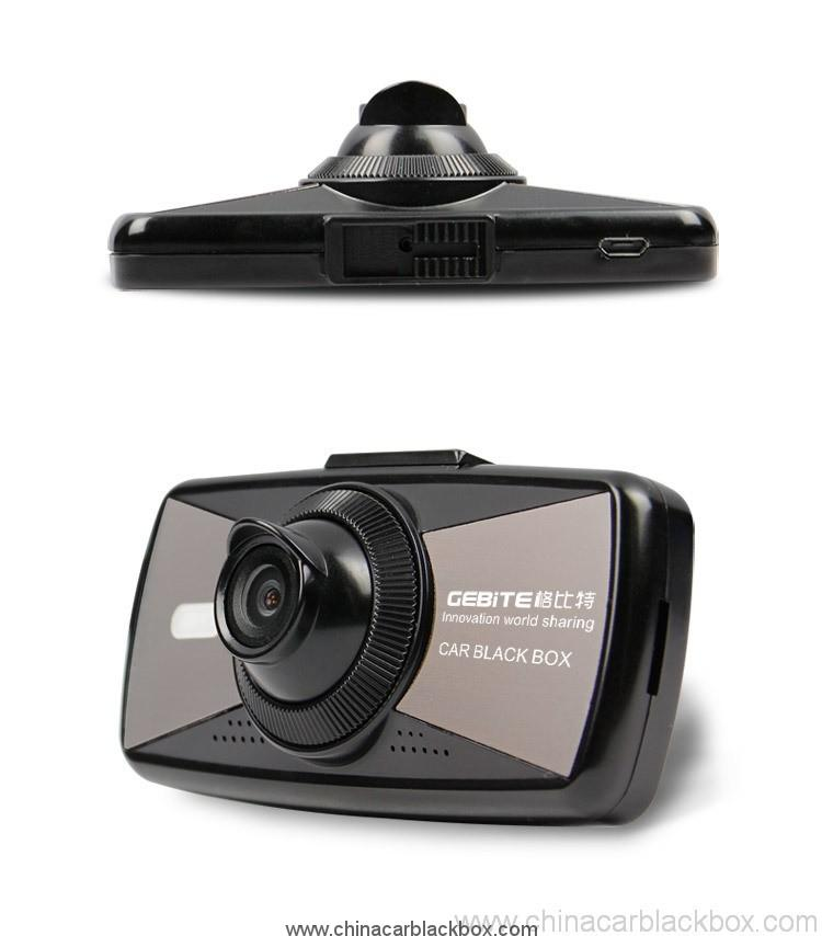 1080P night vision wide angle car black box 3