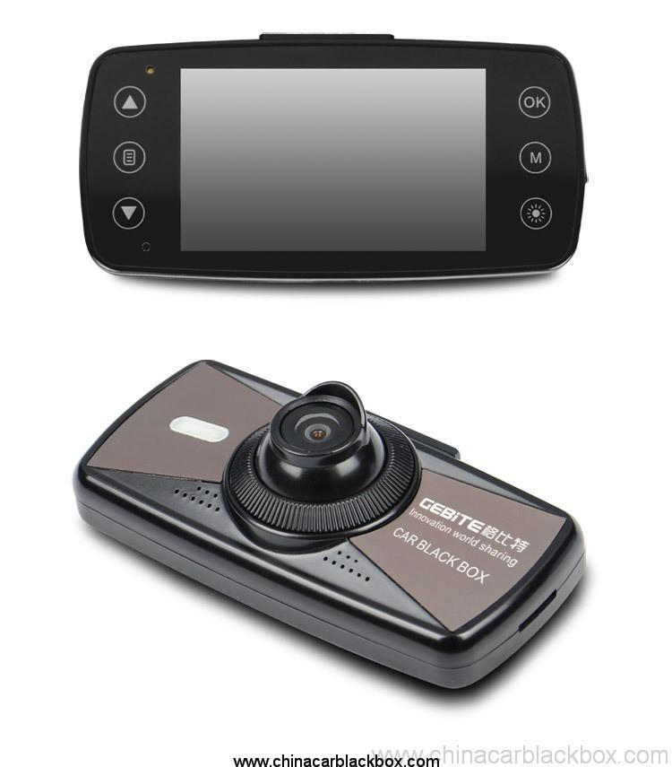1080P night vision wide angle car black box