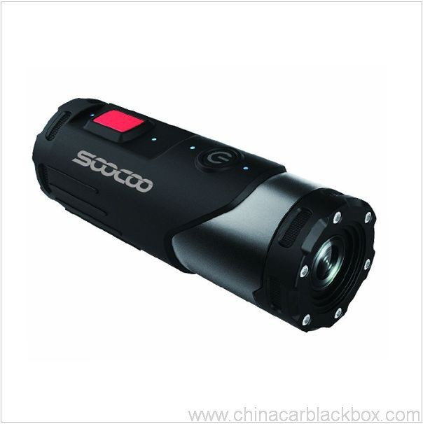 Sports action camera with G-sensor 2