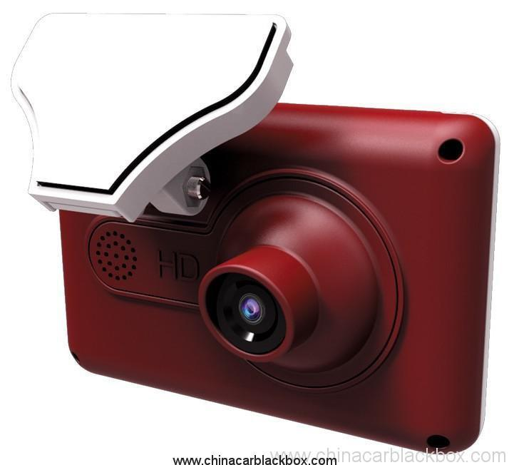 2.7 inch screen 1920*1080P 30 fps wide-angle 140 degree car dvr with night vision dvr